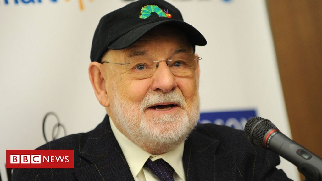 eric-carle:-very-hungry-caterpillar-author-dies-aged-91
