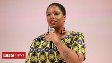 Photo of Patrisse Cullors: Black Lives Matter co-founder resigns