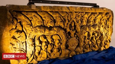 Photo of US returns ancient stone carvings to Thailand