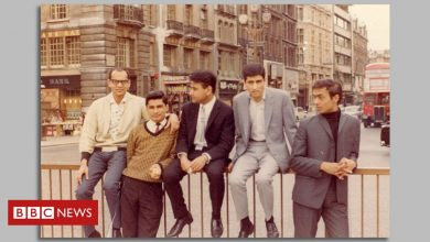Photo of Piccadilly 1965: How six Indian friends found their feet in the UK