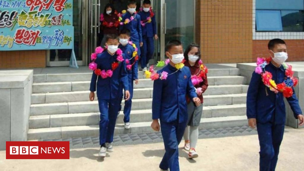 north-korea-says-orphan-children-volunteering-on-mines-and-farms