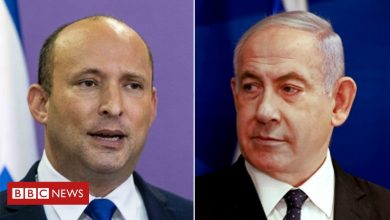 Photo of Israel coalition government a threat to security, warns Netanyahu