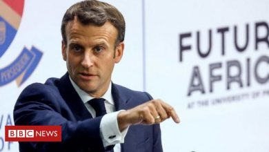 Photo of Macron threatens to withdraw French troops from Mali