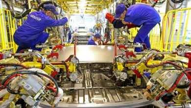 Photo of Russia's industrial production surges over 7% in April