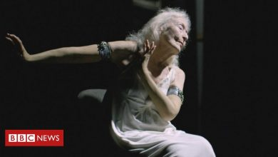 Photo of The dancer aged 106 who bans the word 'old'