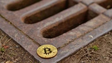 Photo of Bitcoin headed for second-largest monthly drop on record