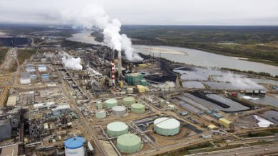 Photo of Canada's largest pension funds stick to lucrative oil sands bets