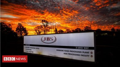 Photo of JBS: World's largest meat supplier hit by cyber-attack
