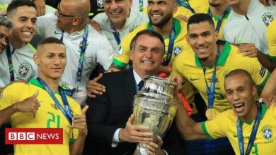 Photo of Copa America: Brazil's president defends decision to host