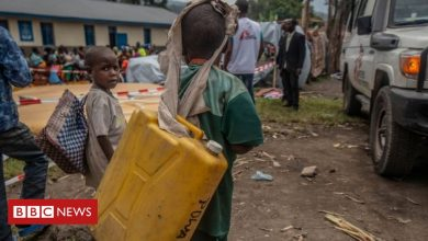 Photo of Mount Nyiragongo: Half a million without water in DR Congo – charity