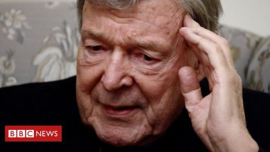 Photo of Cardinal George Pell: Australian media fined A$1.1m over trial reports