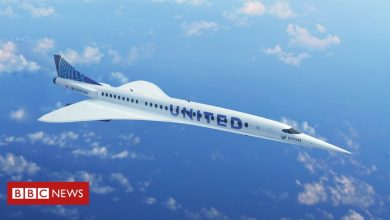 Photo of United plans supersonic passenger flights by 2029