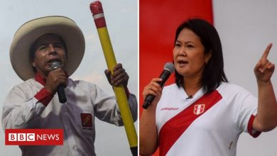 Photo of Peru election: Country on edge ahead of unpredictable run-off