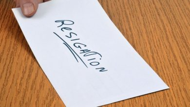 Photo of Tips For Writing A Resignation Letter