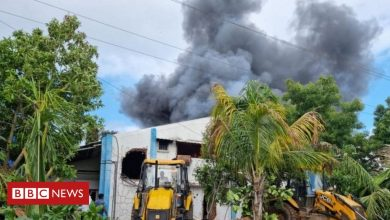Photo of Eighteen dead in India chemical plant fire