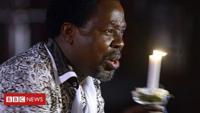 Photo of TB Joshua: The Nigerian outsider who became a global televangelist star