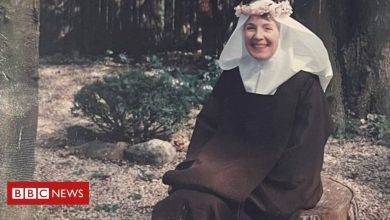 Photo of The US socialite who gave it all up to become a Carmelite nun