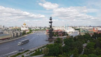 Photo of Russian economy continues to rebound with huge surge in May