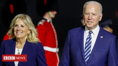 Photo of Biden warns Russia against 'harmful activities' at start of first official trip