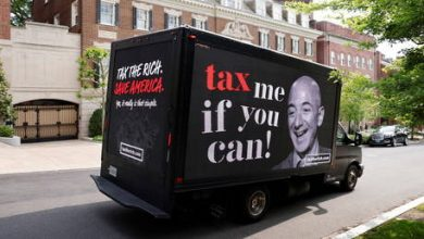 Photo of Wealthiest Americans aren't paying tax because they run the system – Professor Wolff to Boom Bust