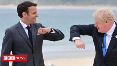 Photo of G7: Macron responds to criticism over 'offensive' NI comments