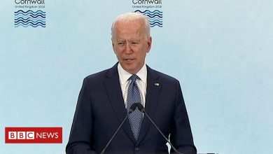 Photo of Biden: US could 'work with Russia' over Covid, cyber crime and conflict