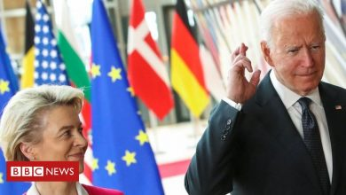 Photo of Biden: How Europeans have reacted to president's visit