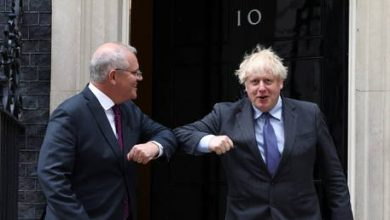 Photo of Britain agrees broad terms of post-Brexit trade agreement with Australia