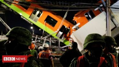 Photo of 'Construction flaws' caused deadly Mexico City metro crash