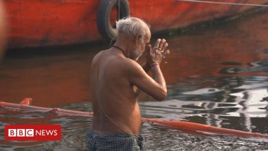 Photo of Covid causes new environmental dilemma for India's Ganges River