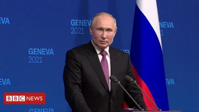 Photo of Putin: You think we're the unpredictable ones?