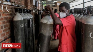 Photo of Africa's Covid patients 'dying from lack of oxygen'