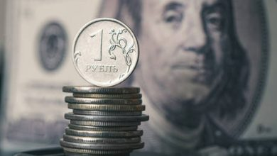 Photo of Ruble strengthens to 11-month high as Russia squeezes out US dollar from its economy