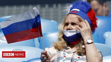 Photo of Alarming Covid surge cools Russia's football fever
