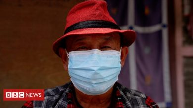 Photo of The Gurkha veterans fighting for Covid care in Nepal