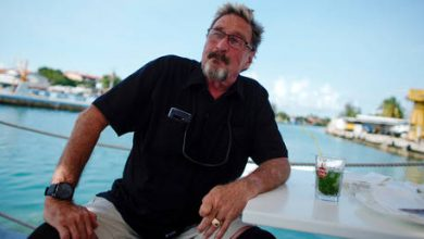Photo of 'I have nothing': Imprisoned software guru John McAfee says his crypto fortune is gone