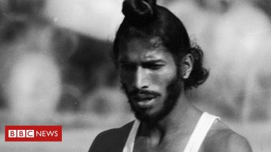 Photo of Milkha Singh: India's 'Flying Sikh' dies from Covid