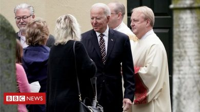 Photo of Abortion rights: US Catholic bishops face clash with Biden