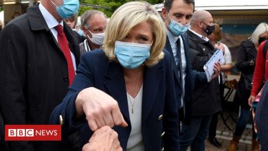 Photo of France's Le Pen on track for regional power with an eye on presidency