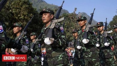 Photo of Myanmar: Who are the ethnic armies training protesters?