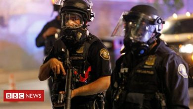 Photo of Portland riots: Police crowd-control team resigns after officer indicted