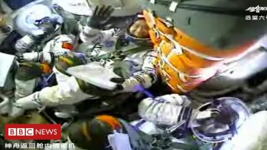 Photo of Shenzhou-12: Chinese astronauts dock with new space station