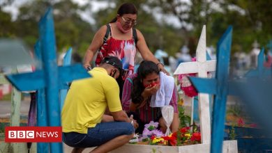 Photo of Covid: Brazil hits 500,000 deaths amid 'critical' situation