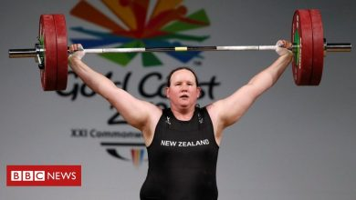 Photo of Laurel Hubbard: First transgender athlete to compete at Olympics