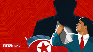 Photo of North Korea's attempted $1bn bank hack