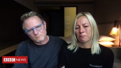 Photo of 'Heartless' Queensland bars US couple from seeing dying father