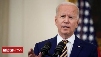 Photo of Biden backs funding more police to fight crime wave