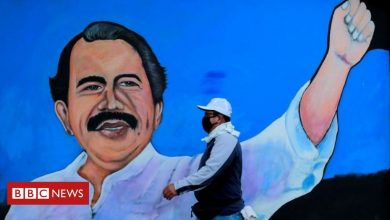 Photo of Nicaragua's fragile leader and his ruthless crackdown on rivals