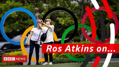Photo of Ros Atkins On…Why the Olympics is going ahead