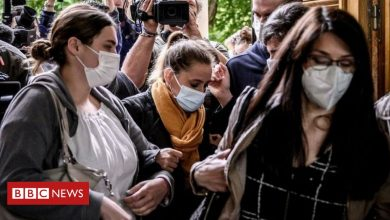 Photo of Valérie Bacot: Freedom for abused French woman who killed husband